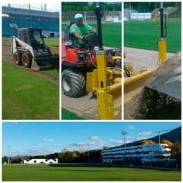 Реконструкция на стадиони