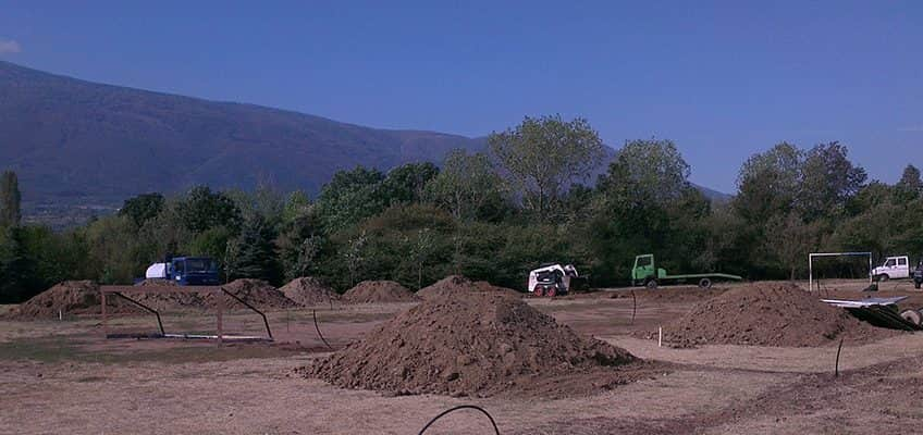 Доставка на почва за озеленяване София