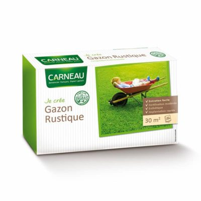 Тревна смеска за паркове и градини - Gazon-Rustique