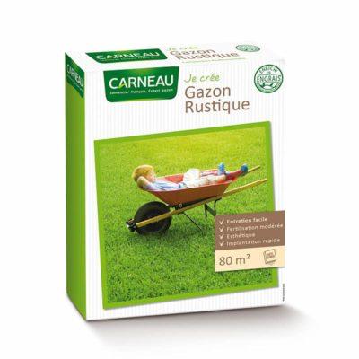 Тревна смеска за паркове и градини Gazon rustique 2.5kg