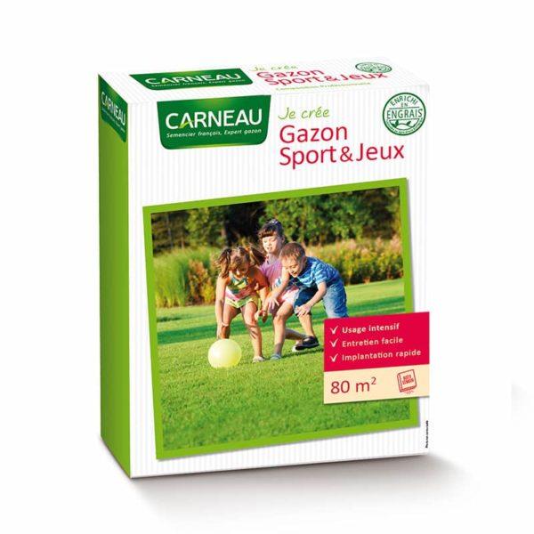 Тревна смеска спорт - Gazon Sport et jeux 2.5 kg