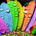 Фън шуй - избор на цветове в градината