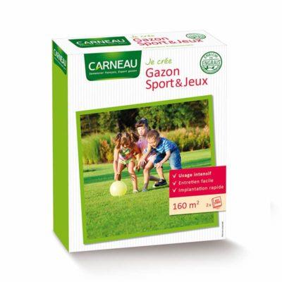 Тревна смеска спорт - Gazon Sport et jeux 5 kg