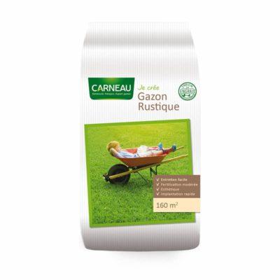 Тревна смеска за паркове и градини - Gazon rustique 5kg